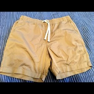 J Crew Mens Dock shorts: Size M